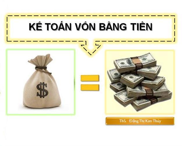Hướng dẫn làm bài báo cáo thực tập kế toán vốn bằng tiền tại công ty